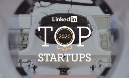 Lilium tops 'LinkedIn Top Startups 2020'