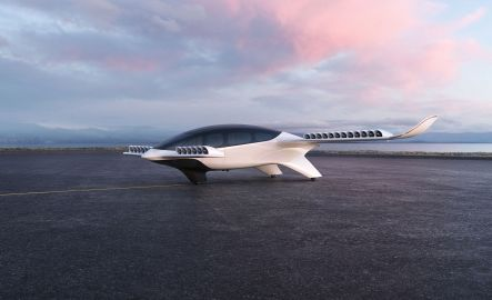 Lilium announces intention to list on Nasdaq through a merger with Qell Acquisition Corp., and reveals development of its 7-Seater electric vertical take-off and landing jet