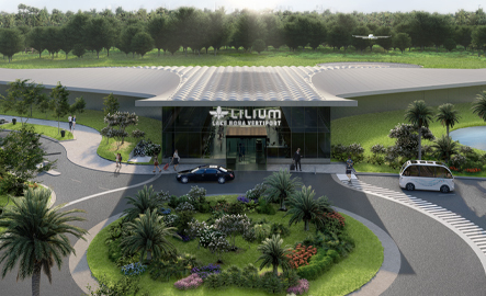 Lilium partners with Tavistock development and City of Orlando to establish first region in the US